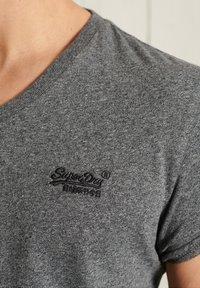 Superdry - T-shirt basic - black grit - 2