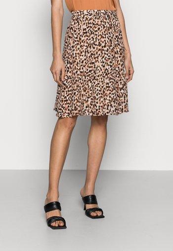YASMEEN SKIRT - A-line skirt - natural forrest