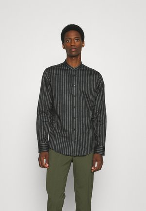 MANDARIN - Shirt - schwarz
