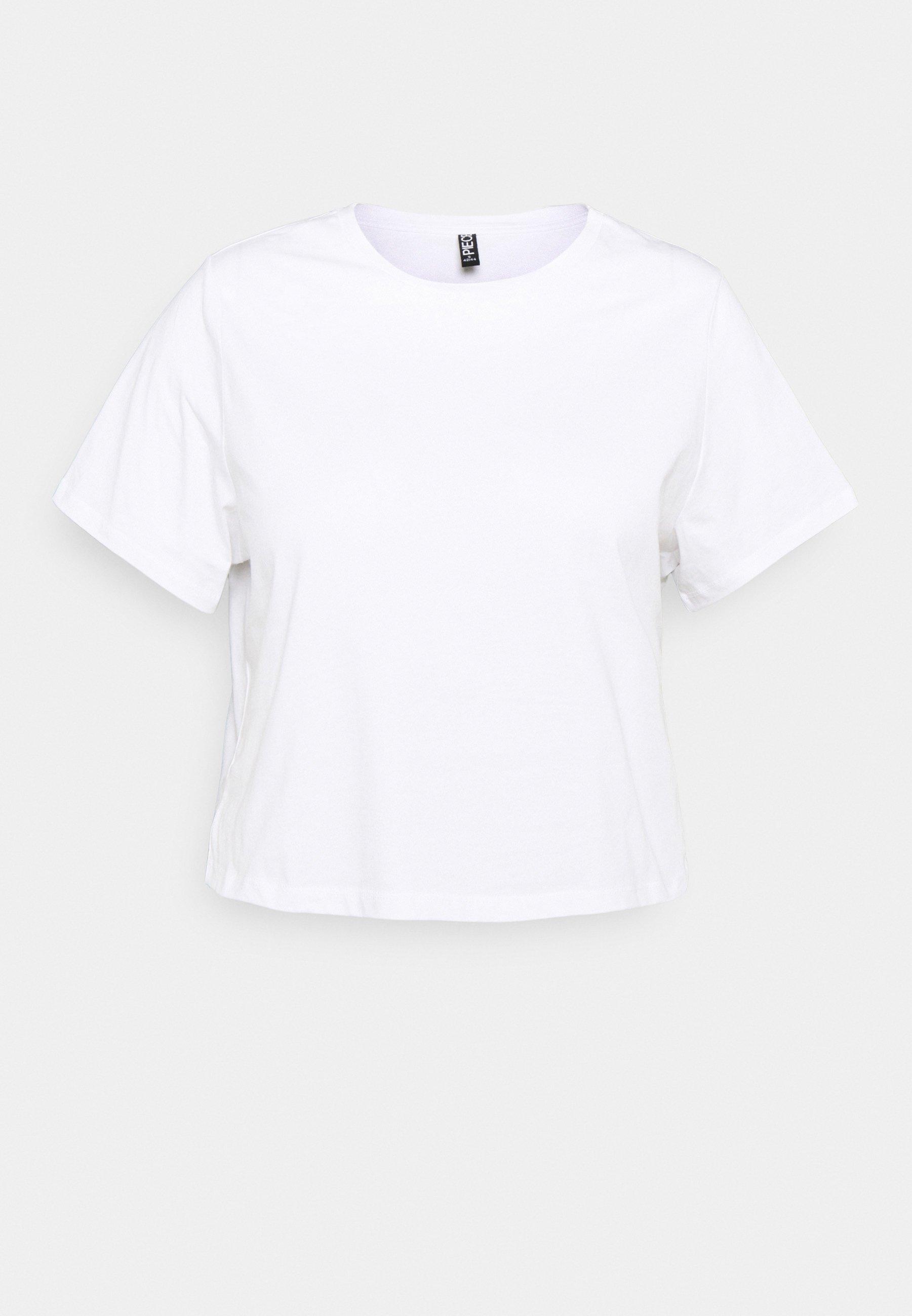 Women PCRINA CROP  - Basic T-shirt