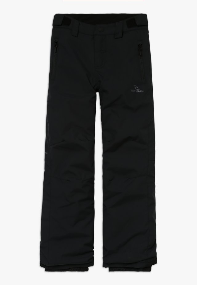 OLLY - Snow pants - jet black