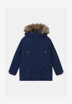 BOY  - Winter coat - elysian blue