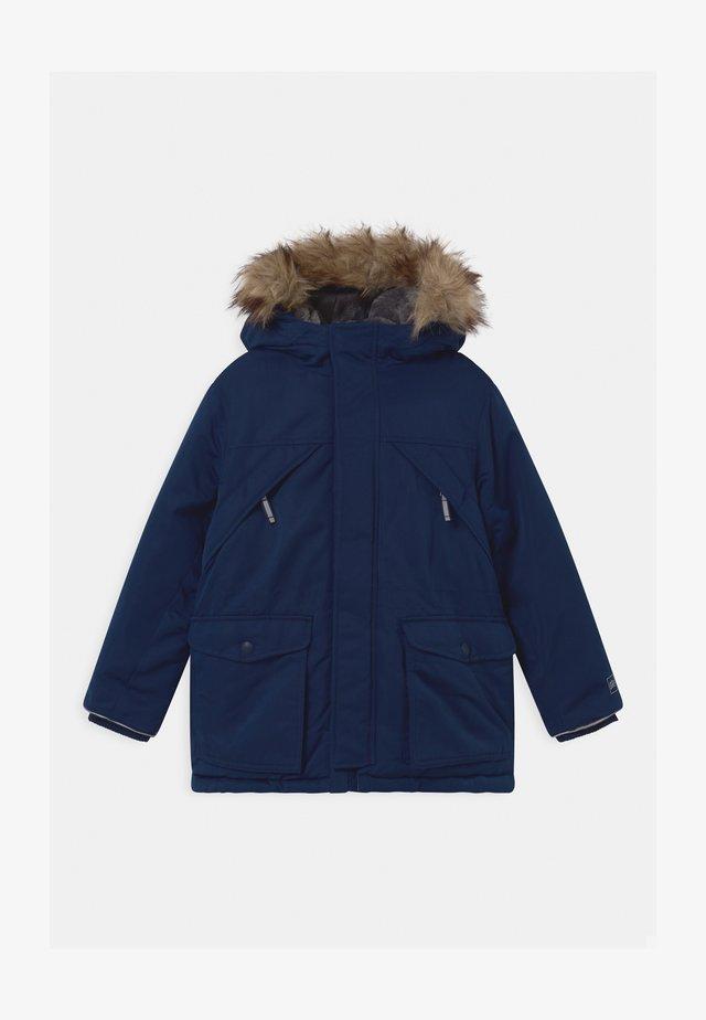 BOY  - Winter coat - elysian blue
