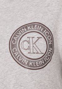 Calvin Klein Underwear - ICONIC LOUNGE SLEEP - Pyjama bottoms - grey heather - 4