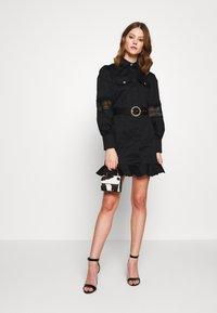 River Island - Košilové šaty - black - 1