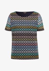 More & More - Print T-shirt - mehrfarbig - 0