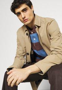 Lacoste - Polo shirt - penumbra/turquin blue - 4