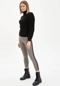 DeFacto - Legging - black - 1