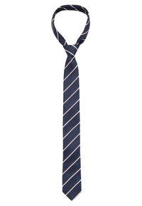 BOSS - Tie - dark blue - 0