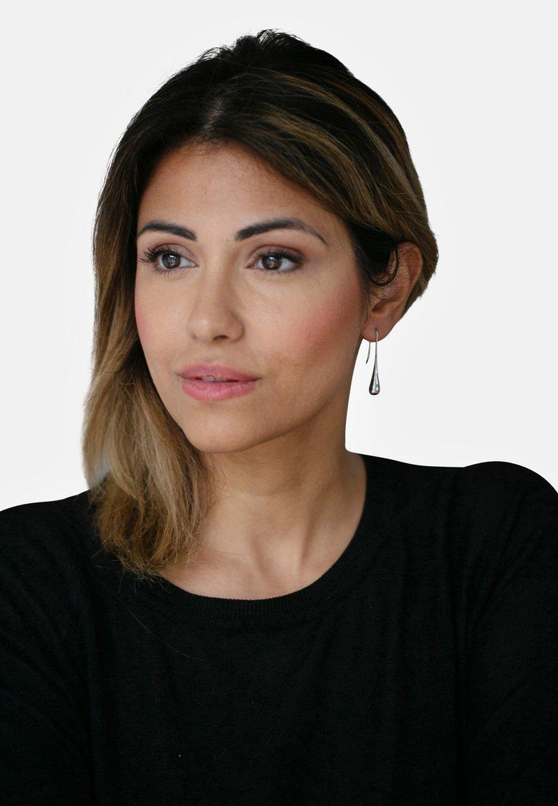 Heideman - OHRHÄNGER  - Earrings - silver-coloured