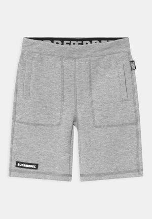 UNISEX - Sports shorts - grey