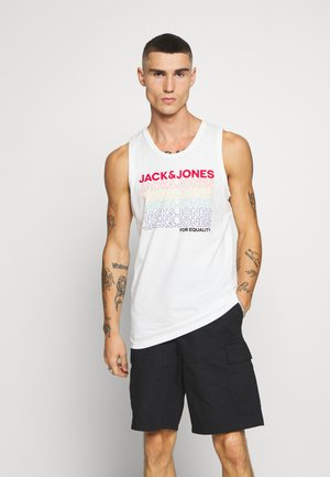 JORPROUD TANK - Top - white