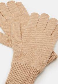 Opus - AFIGO GLOVES - Gloves - cream melange - 2