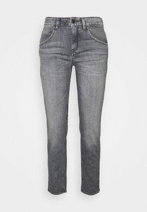 LIKE - Straight leg jeans - grau