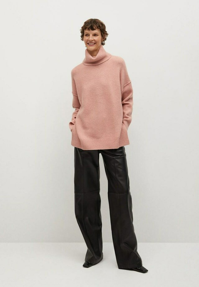 PICASSO - Sweter - rose pastel