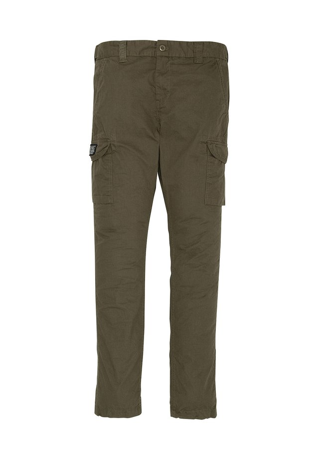 Pantaloni cargo - kaki