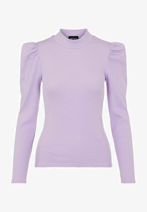 GERIPPT - Long sleeved top - lavender
