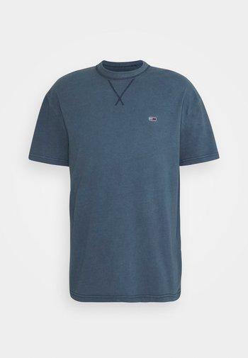 CLASSIC WASHED TEE - Basic T-shirt - twilight navy