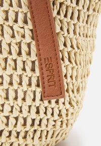 Esprit - ROSIE  - Handbag - cream beige - 6