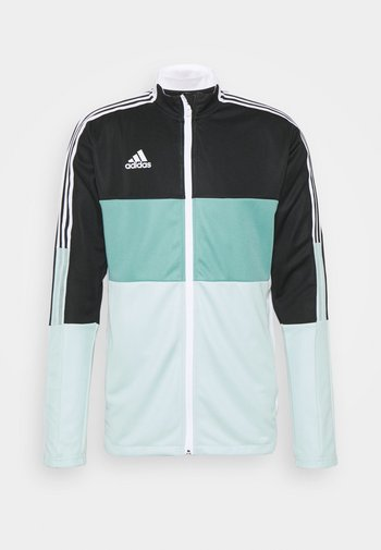TIRO - Giacca sportiva - black/halo mint