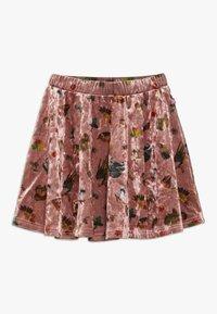 Lemon Beret - SMALL GIRLS SKIRT - Mini skirt - english rose - 0