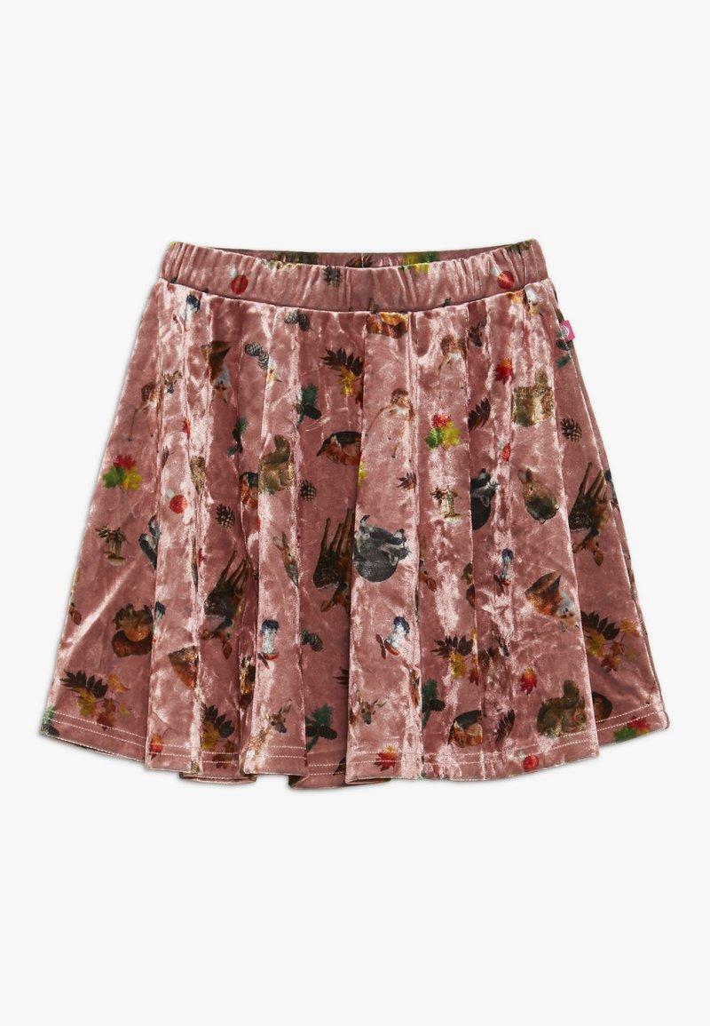 Lemon Beret - SMALL GIRLS SKIRT - Mini skirt - english rose