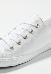 Converse - DAINTY - Trainers - white/egret/light gold - 2
