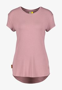 alife & kickin - Basic T-shirt - plum - 5