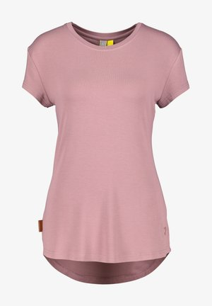 Basic T-shirt - plum