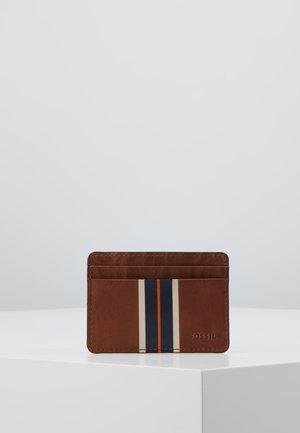 HANS - Wallet - cognac