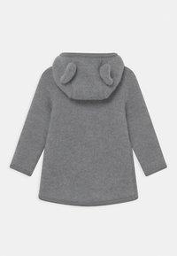 Huttelihut - JACKIE EARS UNISEX - Fleece jacket - light grey - 1