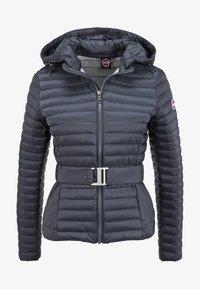 Colmar Originals - PUNKY - Down jacket - navy blue/light steel - 3