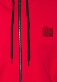 HUGO - DAPLE - Zip-up sweatshirt - open pink - 6