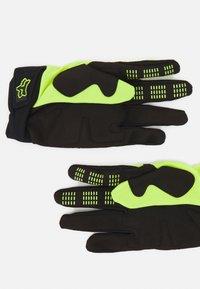 Fox Racing - DIRTPAW GLOVE - Gloves - yellow - 1