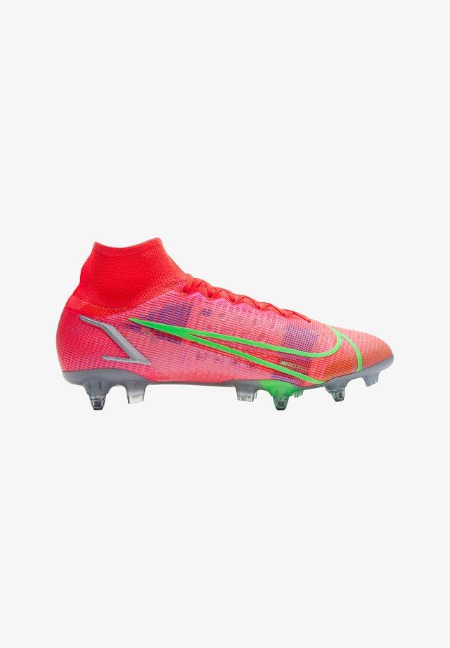 MERCURIAL SPECTRUM ELIT - Screw-in stud football boots - rotsilber