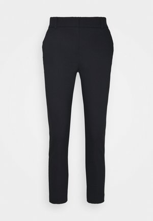 MINDY PANT - Spodnie materiałowe - navy
