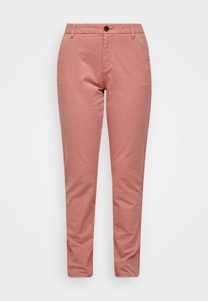 Trousers - blush