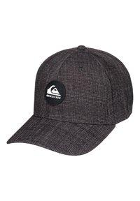 Quiksilver - Cap - dark grey heather - 2