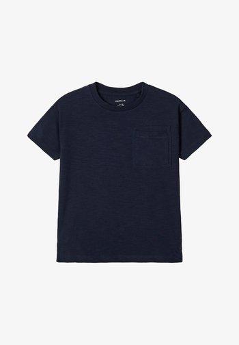 Camiseta básica - dark sapphire