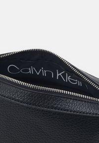 Calvin Klein - WASHBAG - Wash bag - black - 2