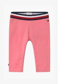 Tommy Hilfiger - BABY SOLID - Legging - pink - 0