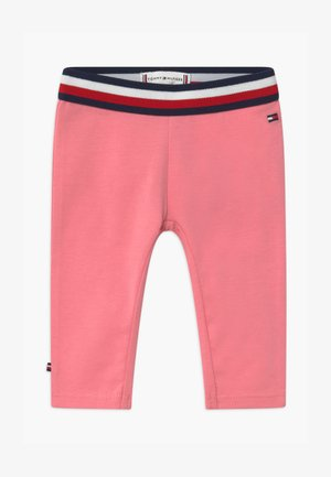 BABY SOLID - Leggings - Trousers - pink