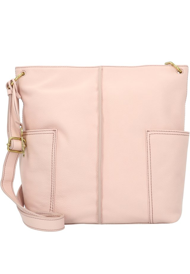 LANE - Borsa a tracolla - dusty rose