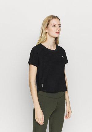 ONPOMELIA TRAINING TEE - Camiseta de deporte - black