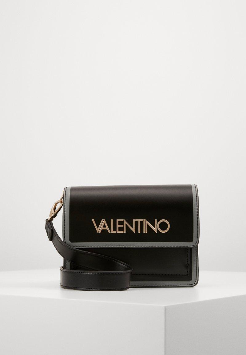 Valentino by Mario Valentino - MAYOR - Across body bag - nero/grigio