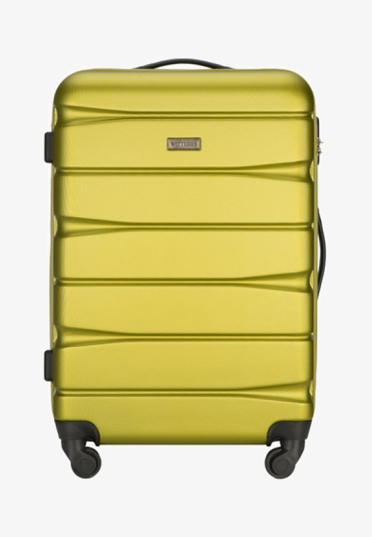 Wittchen - GROOVE - Wheeled suitcase - green