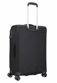 Hardware - 3 PACK - Luggage set - black - 1