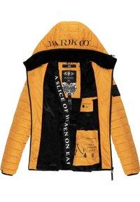 Marikoo - JAYLAA - Winter jacket - dark yellow - 2