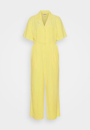 SAMMI - Jumpsuit - yellow