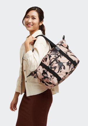 ART - Handbag - coral flower